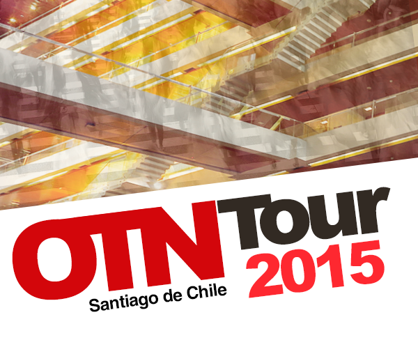 OTN TOUR 2015. ORACLE CHILE